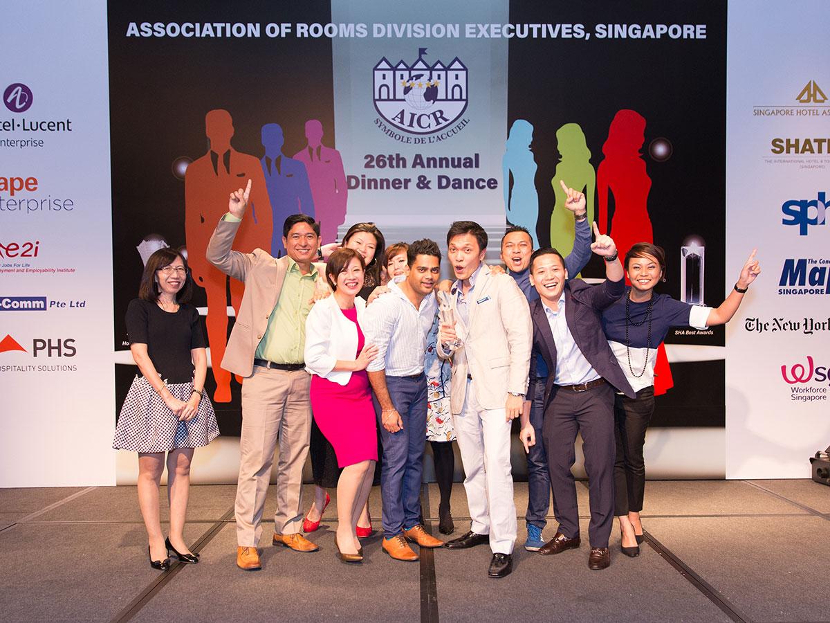 Award Registration - SHA Best Department