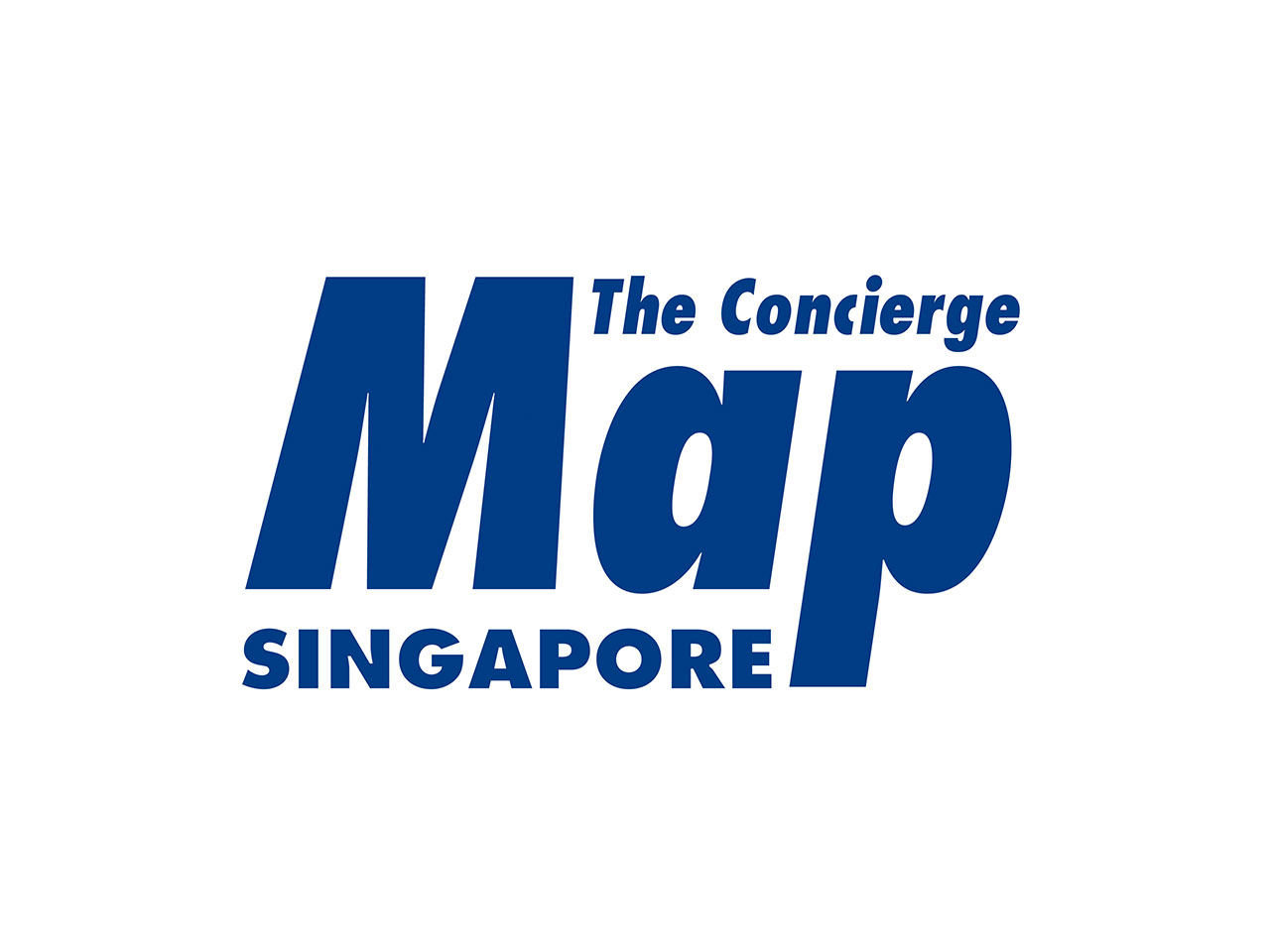 The Concierge Map Singapore