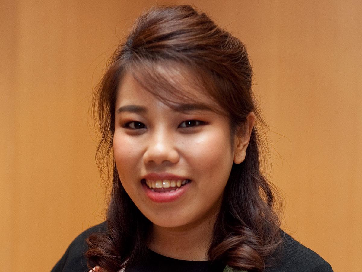 Nicole Wong Zhen Qiong